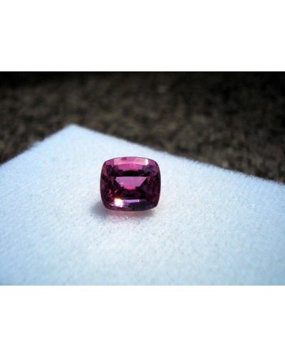 Tourmaline rose taille antique