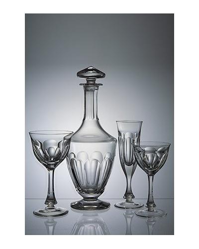 Flûte à champagne Lady Hamilton Cristallerie Moser