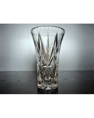 Vase taillé Cristal de Bohême