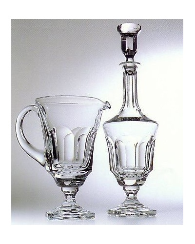 carafe a vin modele chenonceaux en cristal de sevres. Black Bedroom Furniture Sets. Home Design Ideas