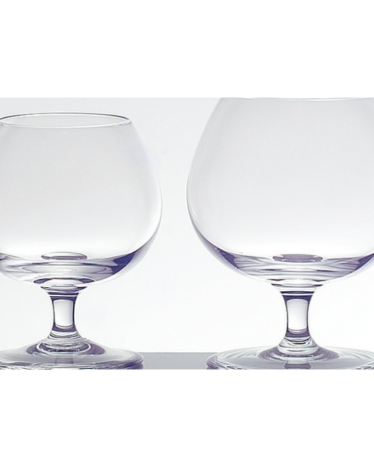 6 verres a cognac fine en cristal royale de champagne. Black Bedroom Furniture Sets. Home Design Ideas