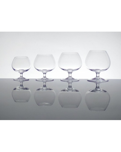 6 verres a cognac fine 25cl en cristal royale de champagne. Black Bedroom Furniture Sets. Home Design Ideas