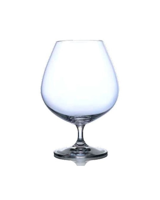 2 verres a cognac brandy vintage xxl 875 ml en cristal de boheme 15. Black Bedroom Furniture Sets. Home Design Ideas