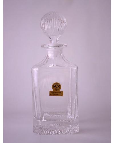 Petite carafe carrée Ice Cristal RCR