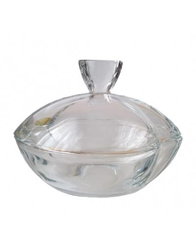 Bonbonnière ovale Small Cristal de Bohême