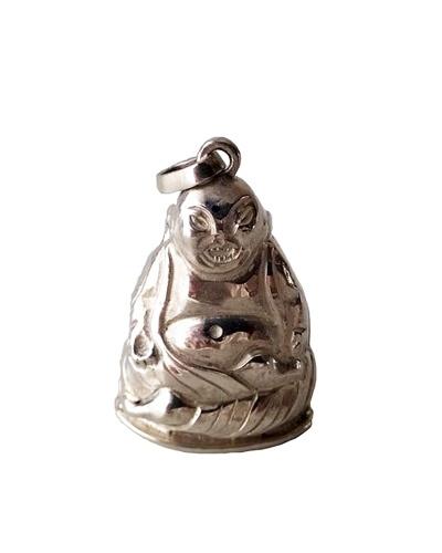 Pendentif Bouddha argent massif 925