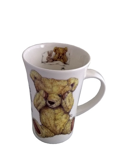 Mug Monsters under the bed Roy Kirkham XXL