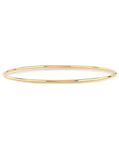 Bracelet jonc or jaune 750 2.9 mm
