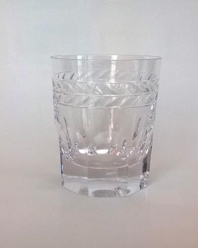 Boite 6 verres à whisky Empire Cristallerie Royale Champagne