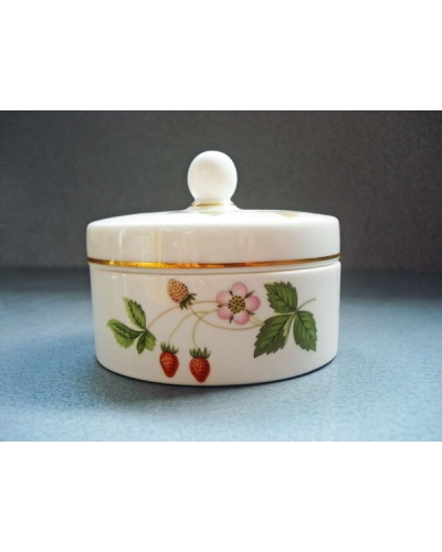 Boîte PM Wild strawberry Wedgwood
