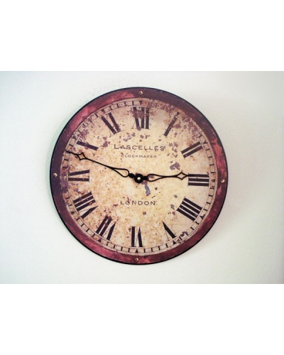 Pendule Roger Lascelles Clocks London